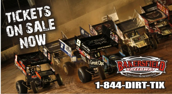 World Of Outlaws Return To Bakersfield Speedway After 10