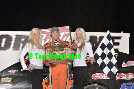 April 15th 2016 Race Results – Bakersfield Speedway