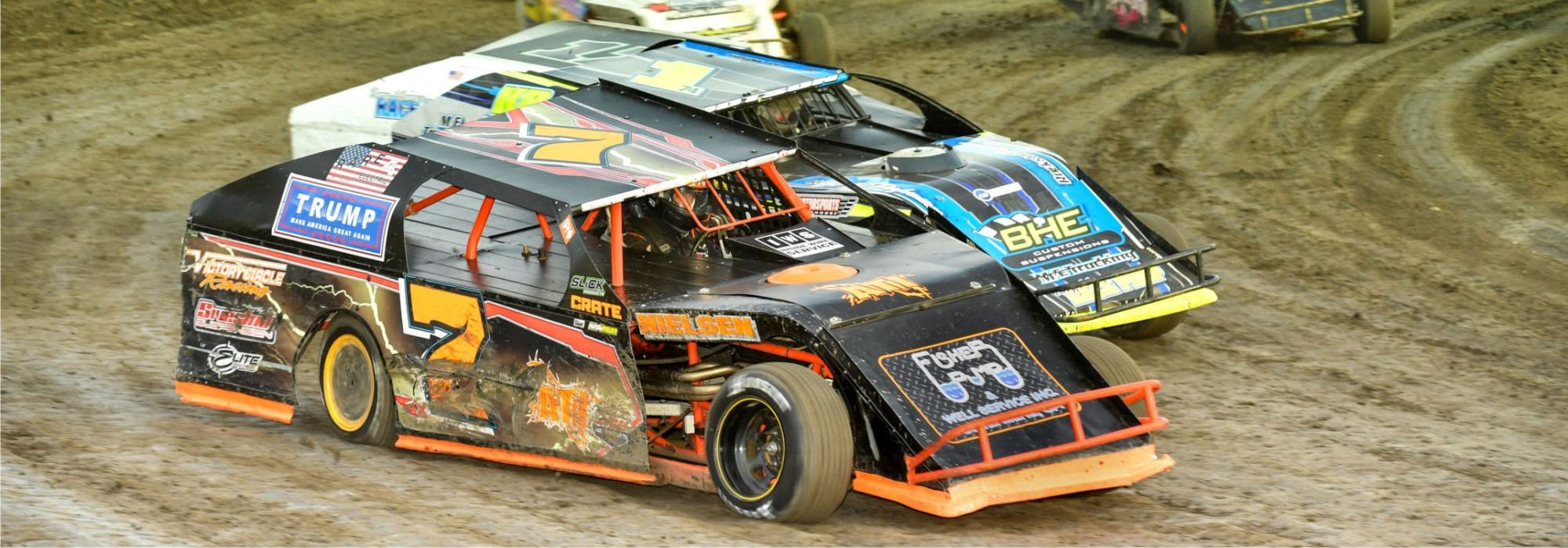 MODIFIEDS, SPORTMODS, AMERICAN STOCKS, MOD LITES, HARD TOPS